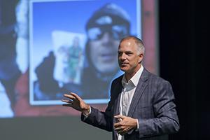 Motivational Speaker - Mr. Scott Kress