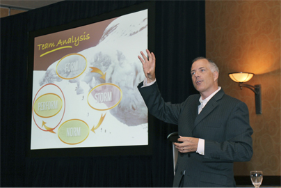 Achieving High Performance: An interactive keynote workshop