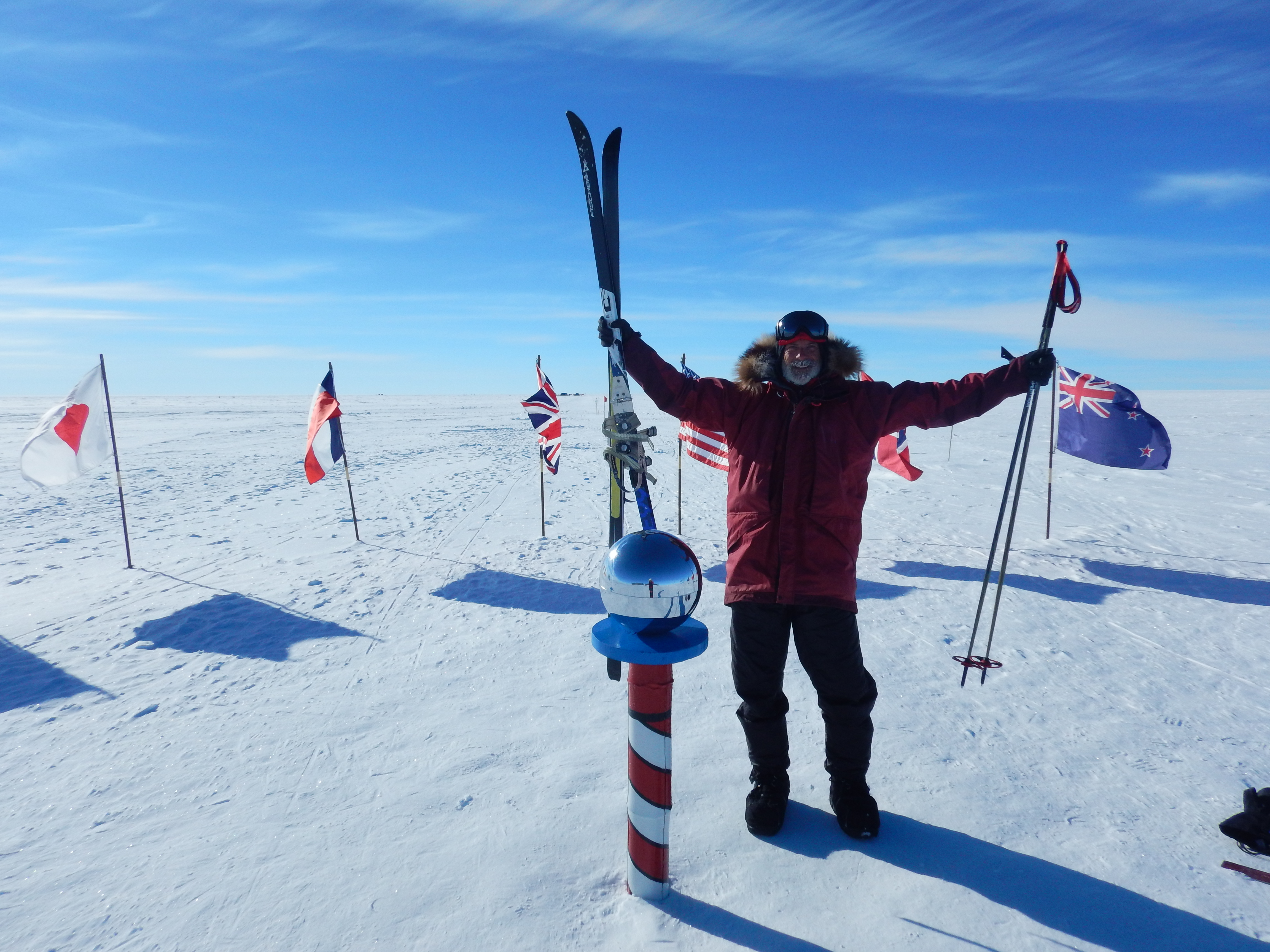Scott Kress South Pole