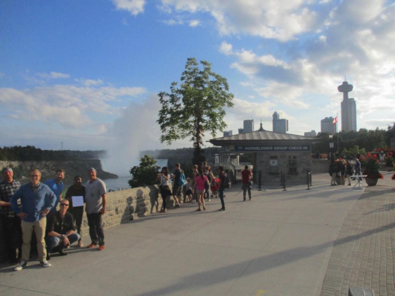 Team Building Niagara Falls